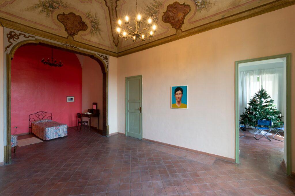 Mostra la stanza analoga_palazzo biscari_3